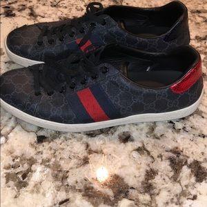 Men's Gucci Ace GG Supreme Sneaker